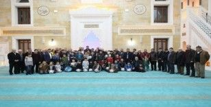 """""""Camiye Koşuyoruz Namazla Buluşuyoruz"""" programı ödül töreni ile sona erdi"""
