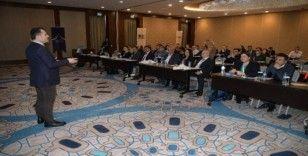 """""""Finansal Raporlama Eğitimi"""" Samsun'da başladı"""