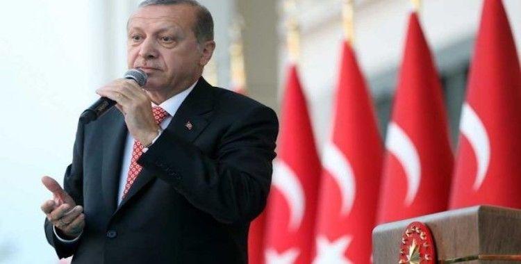 Cumhurbaşkanı Erdoğan, AK Parti'nin rekor oyla kazandığı ilçeye gidecek