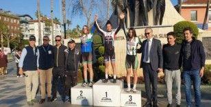 Funda Taşkın Bisiklet Türkiye Şampiyonu