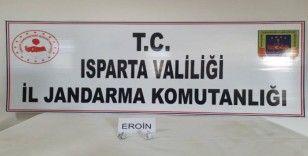 Isparta'da uyuşturucuyla yakalanan 14 şüpheliye işlem yapıldı