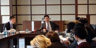 Çin İstanbul Başkonsolosu Wei: 'Korona virüsünden 362 kişi öldü'
