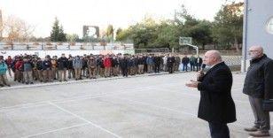 Başkan Bıyık, yeni dönemin il dersinde öğrencileri yalnız bırakmadı