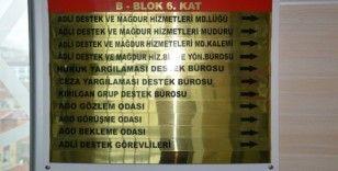 Adli Destek ve Mağdur Hizmetleri Müdürlükleri Türkiye genelinde yaygınlaştırılıyor