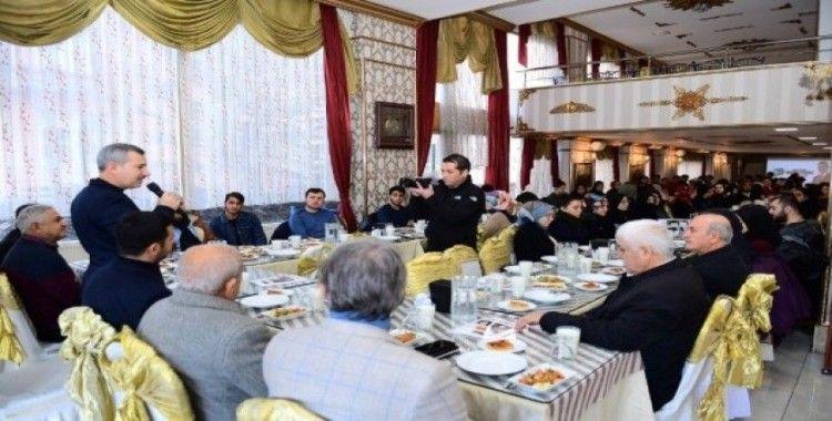 Mehmet Çınar'dan hizmet değerlendirmesi