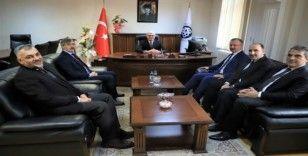 Prof. Dr. A. Ercan Ekinci, Rektör Yardımcılığı görevine atandı