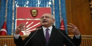 Kılıçdaroğlu: 'Bu barış değil, Filistin'i yok etme anlaşmasıdır'