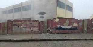 Afrin'e füze saldırısı: 1 ölü, 8 yaralı
