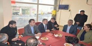 """Başkan Özdemir: """"Havza'nın 2020 planları hazır"""""""