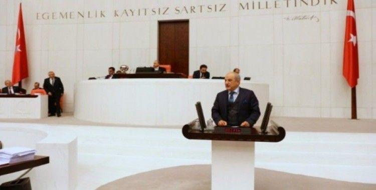 Milletvekili Kasap, TBMM'ye Kütahya için 'Deprem araştırma önergesi' verdi