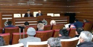 Vali Varol, halk günü toplantısında vatandaşların sorunlarını dinledi