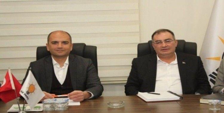 AK Parti Haftalık olağan toplantısı yapıldı
