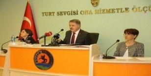 """Başkan Deveci'den iş vaadi iddialarına cevap: """"Hiçbir parti beklentide olmasın"""""""