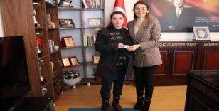 Türkiye ikincisi Gürgentepe'den