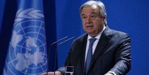 BM Genel Sekreteri Guterres: 'Türkiye ile Suriye arasındaki çatışma sona ermeli'