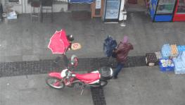 Çanakkale sağanak yağış ve fırtınaya teslim