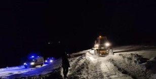 Van Büyükşehir Belediyesi bir gecede 10 hastayı kurtardı