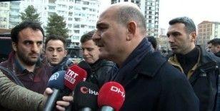 Bakan Soylu: '8 jandarmamızı, 3 de güvenlik korucumuzu kaybettik'
