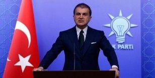 AK Parti Sözcüsü Çelik: AB dağılma gibi bir tehlikeyle karşı karşıya