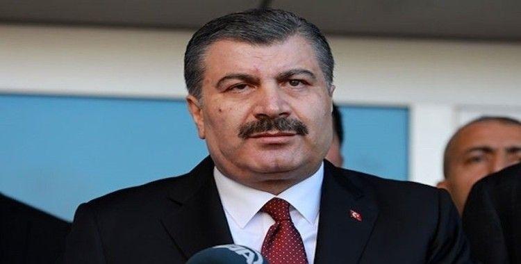 Sağlık Bakanı Koca: 'Korona virüs tanı kiti üzerinde çalışıyoruz'