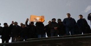 AK Parti'nin rekor oyla kazandığı ilçede Erdoğan'a sevgi seli