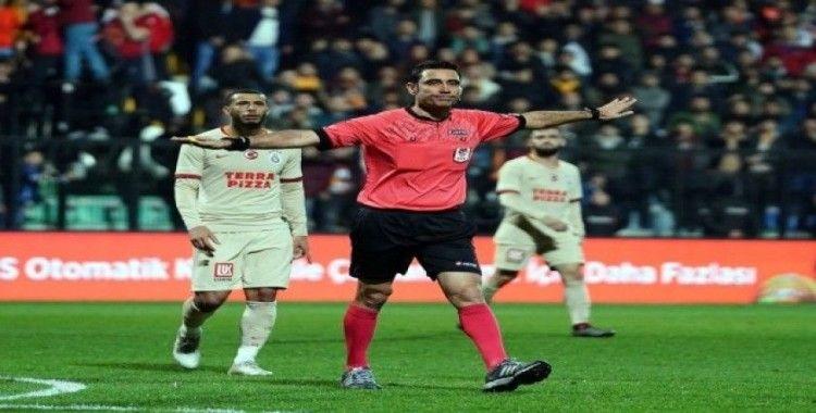 Kayserispor-Antalyaspor maçını Koray Gençerler yönetecek