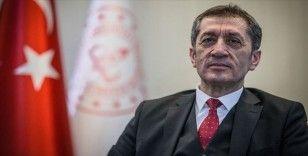 Milli Eğitim Bakanı Selçuk: 'Eğitim seviyemizin uluslararası rekabete açılması için tedbirler alıyoruz'