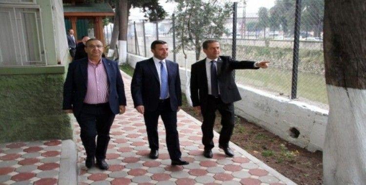 """Doğan: """"Adana olarak 4 üründe birinci sıradayız"""""""