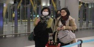 Uzak Doğu'dan gelen yolculara termal kamera uygulaması