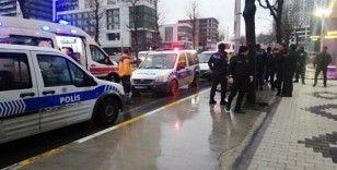 Esenyurt'ta taksiciler birbirine girdi, ortalık karıştı: 2 yaralı