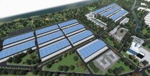 Bafra Orta Ölçekli Sanayi Sitesi 3 binden fazla insana istihdam sağlayacak