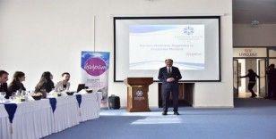 """ETÜ'de """"Mentörlük Uygulaması"""" toplantısı düzenlendi"""