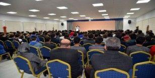 Bilecik'te Eğitim ve Şiir konulu konferans düzenlendi