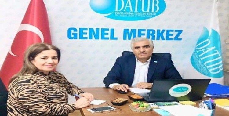 DATÜB, faaliyetler için istişare toplantısı yaptı