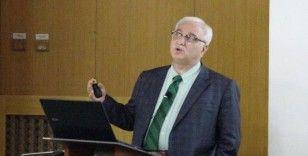 KTÜ Tıp Fakültesi'nde 'Korona' virüsü semineri verildi