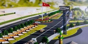 Dursunbey'de kentleşmeye önem veriliyor