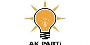 AK Parti Erzincan ilçe kongreleri 22 Şubat 2020 Cumartesi itibariyle başlıyor