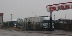 Elazığ'daki depremzedeler için Kilis'ten konteynerler gönderiliyor