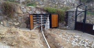 10 bin hanenin su sorunu çözüldü