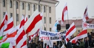 Belarus halkı Rusya ile birleşmeye karşı çıkıyor
