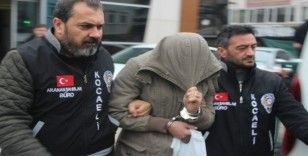 Öz babasını öldürüp cezaevinden firar eden şahıs yakalandı