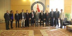DPÜ ile KSBÜ arasında iş birliği protokolü
