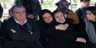 Fatih Terim ve annesinin gözyaşları