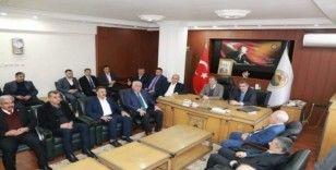 Kılınç il genel meclisi şubat ayı toplantısına katıldı