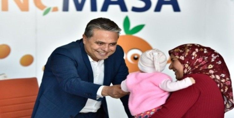 Bebekli Aile Buluşmaları Muratpaşa'da