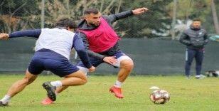 Hatayspor, Karagümrük maçının hazırlıklarını tamamladı