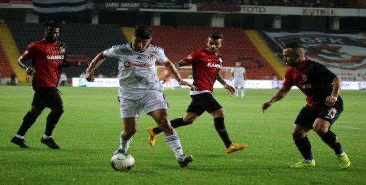 Gaziantep FK ile Beşiktaş 7. randevuda