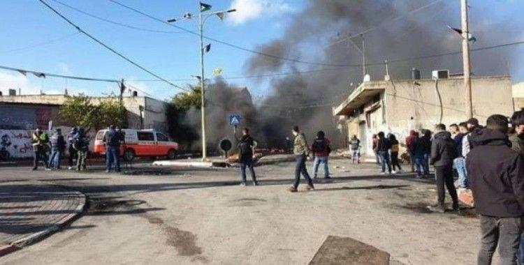 Batı Şeria'da protesto: 1 ölü, 33 yaralı