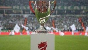 Ziraat Türkiye Kupası çeyrek final ilk maçları tamamlandı