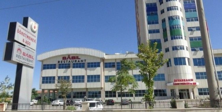 Diyarbakır Öğretmenevi Müdürü Yunus Memiş yolsuzluk iddiasıyla gözaltına alındı